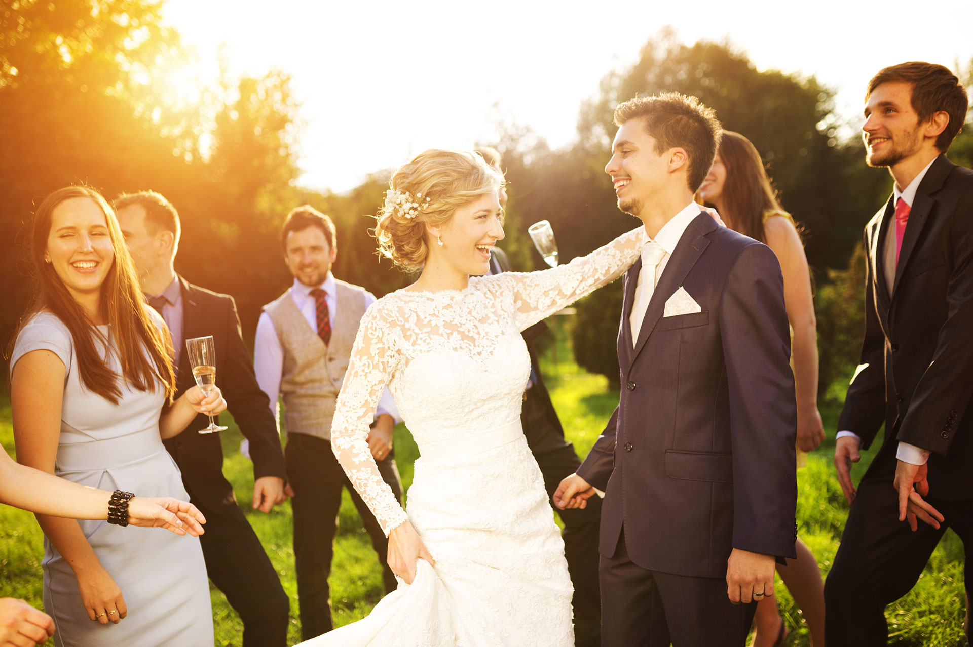 Espumante para casamentos